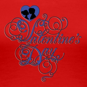 Valentine Love - Women's Premium T-Shirt
