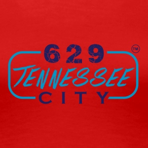 629TENNESSEE CITY10 - Women's Premium T-Shirt