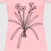 Ruby mountains primrose - Women's Premium T-Shirt