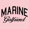 marine girlfriend - Women's Premium T-Shirt
