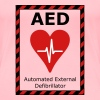 AED Sign 2 - Women's Premium T-Shirt