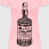 Whisky Bottle - Women's Premium T-Shirt