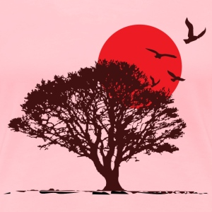 sunrise - Women's Premium T-Shirt