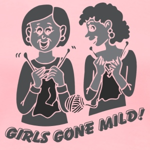 Girls Gone Mild (Light) - Women's Premium T-Shirt