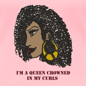 I'm a queen - Women's Premium T-Shirt