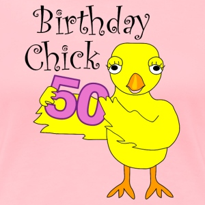 50th Birthday Chick