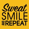 Sweat smile repeat - Women's Premium T-Shirt
