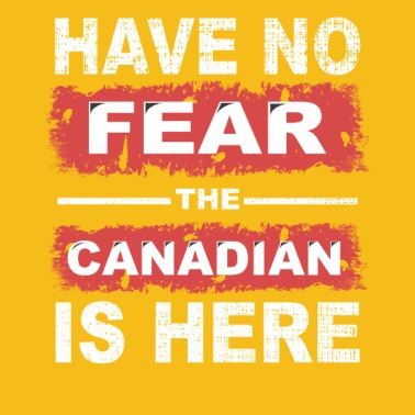Canada Day Have no fear the canadian is here - Women's Premium T-Shirt