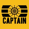 Captain Logo Design - Women's Premium T-Shirt