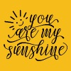 YOU ARE MY SUNSHINE - Women's Premium T-Shirt