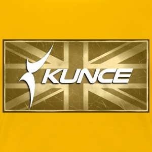 Kunce UK Article 50 Brexit - Women's Premium T-Shirt