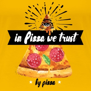In Pizza We Trust