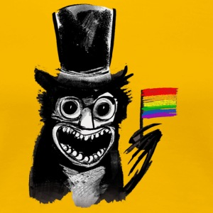 The B stands for Babadook - Women's Premium T-Shirt