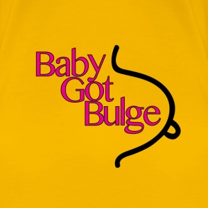 Baby Got Bulge Pnk2 - Women's Premium T-Shirt