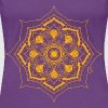 Mandala lotus flower - Women's Premium T-Shirt
