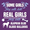 Alapaha Blue Blood Bulldogs - Women's Premium T-Shirt