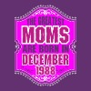 The Greatest Moms Are Born In December 1988 - Women's Premium T-Shirt