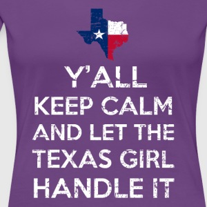 Y'all Texan - Women's Premium T-Shirt