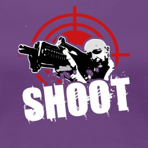 shoot tee shirt - Women's Premium T-Shirt