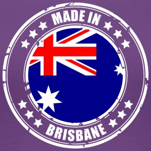 MADE IN BRISBANE - Women's Premium T-Shirt