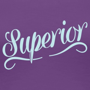 Superior - Women's Premium T-Shirt