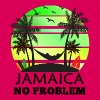 Jamaica No Problem - Women's Premium T-Shirt