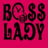 bo$$ lady 2 - Women's Premium T-Shirt