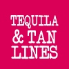 Tequila and Tan Lines funny saying summer shirt - Women's Premium T-Shirt