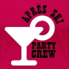 Apres ski party crew - Women's Premium T-Shirt