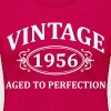 vintage 1956 aged to perfection - Women's Premium T-Shirt