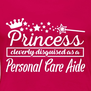 Personal Care Aide - Women's Premium T-Shirt