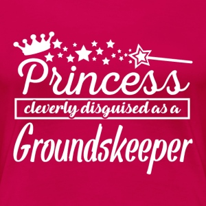 Groundskeeper - Women's Premium T-Shirt