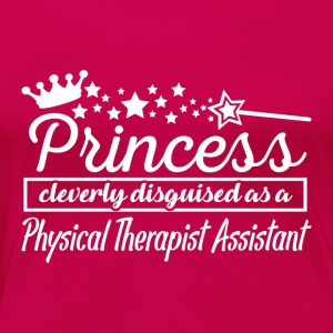 Physical Therapist Assistant - Women's Premium T-Shirt