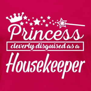 Housekeeper - Women's Premium T-Shirt