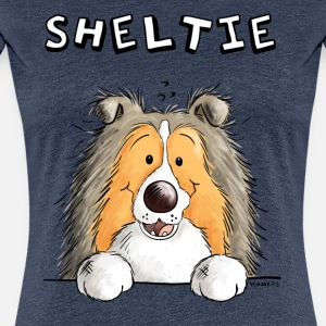 Little Sheltie Dog - Dogs - Cartoon - Gift