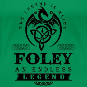 FOLEY - Women's Premium T-Shirt