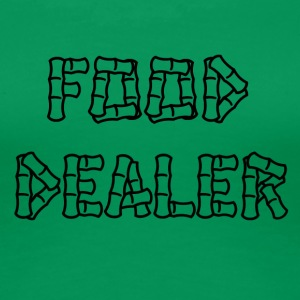 Food Dealer - Women's Premium T-Shirt