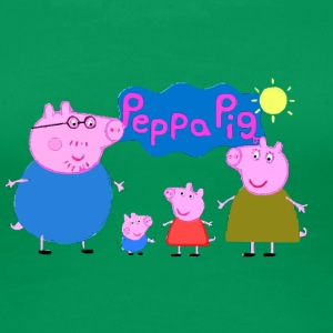 peppa pig - Women's Premium T-Shirt