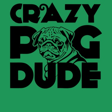 f17ed612 Cute Funny Dabbing Pug Dog Dab Women's Rolled Sleeve T-Shirt ...