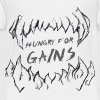 Hungry for Gains - Toddler Premium T-Shirt