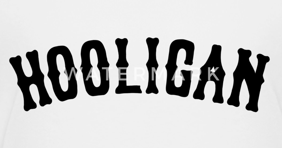hooligan by prose peace spreadshirt