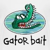 Gator Bait Funny Baby / Toddler Clothes - Toddler Premium T-Shirt