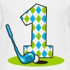 Argyle Golf 1st Birthday - Toddler Premium T-Shirt