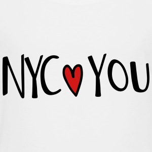 NYC hearts You - Toddler Premium T-Shirt