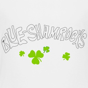 theBlueShamrocks - Toddler Premium T-Shirt