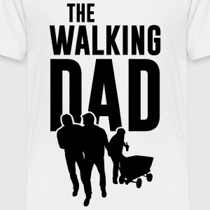 the walking dad - Toddler Premium T-Shirt