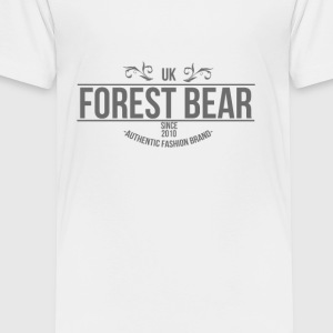 FOREST BEAR - Toddler Premium T-Shirt