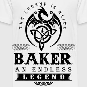 BAKER - Toddler Premium T-Shirt