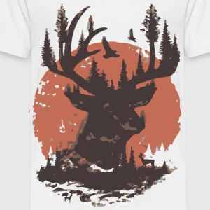 Look Deep Into Nature - Toddler Premium T-Shirt