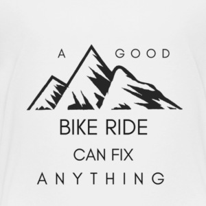 A Good Bike Ride - Toddler Premium T-Shirt